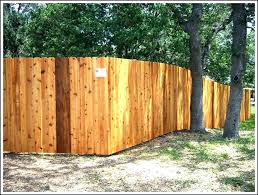 fence san antonio concrete fencing company cedar supply tx y42