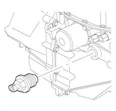 Repair instructions input speed sensor replacement 2002 saturn rh repairprocedures saturn sl2 1999 saturn sl