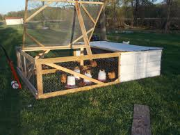 Chicken Coop On Wheels Designs Chicken Tractor Design Cheap And Easy Chicken Coop
