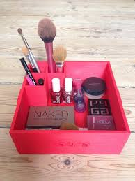 3d printed makeup box for keeping your makeup nice and neat by danekshea pinshape