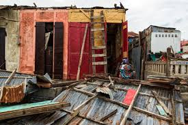 are you okay what are you doing for undp hurricane matthew jeremie les cayes