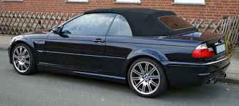 2006 Bmw M3 cabrio (e46) – pictures, information and specs - Auto ...