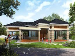 Creativity Single Story Modern Home Design House Plans Mid Century In Inspiration