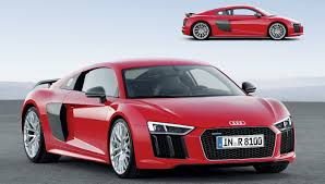 Best of the Best 2016: Wheels | Sports Cars: Audi R8 V10 Plus ...
