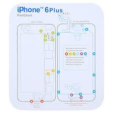 Ipartsbuy For Iphone X 8 8 Plus 7 7 Plus 6s Plus