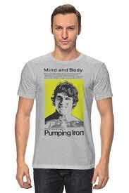 <b>Футболка классическая</b> Pumping <b>Iron</b> #528576 от KinoArt по цене ...
