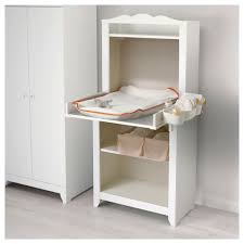 IKEA HENSVIK Changing table/cabinet White Can be converted to a shelf unit  when the changing table is no longer needed.