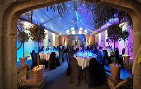 Located one hundred feet above Kensington High Street in central London  lies Kensington Roof Gardens, a spacious and breathtaking venue for hire.
