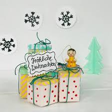 Weihnachtsdeko Selber Machen Anleitung Für Christbaumanhänger