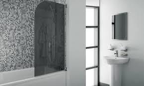 180 pivot shower screen