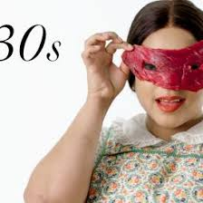 100 years of face masks