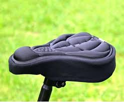 gel bicycle seat you may inevitably feel tired ridding a long time this bicycle seat cover provides a comfortable bike seat relieve your fatigue cycling gel