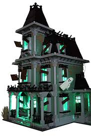 haunted house lighting. Brick Loot Monster Haunted House Lighting Kit For Set 10228 Haunted House Lighting