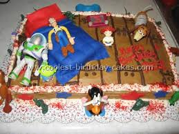 Make The Coolest Toy Story Cakes