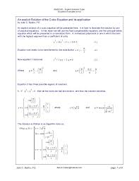 compressibility examples. mathcad - explicit solution cubic equation examples.xmcd an of the compressibility examples