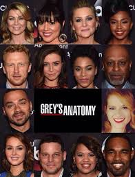 Greys Anatomy Temporada 12