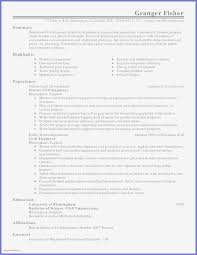 Sample Resume For Professional Engineer