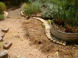 landscape brick edging awesome brick landscape edging ideas garden bricks border idolza