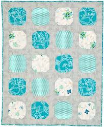 Rosy Lullaby: FREE Sweet & Simple Floral Twin Quilt Pattern - The ... & FREE Baby on the Go quilt pattern/alternate colorway Adamdwight.com