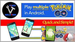 How to play multiple Pokemon Go accounts on Android - YouTube