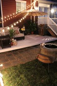 backyard deck designs hot tub fire pit free standing deck framing