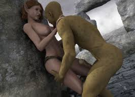 Adorable 3d elf is raped by an ugly evil monster. World of.
