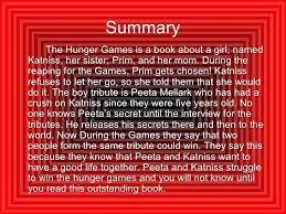 the hunger games resume hunger games 3 resume francais