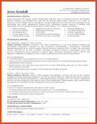Hr Manager Resume Format 15 Recruitment Manager Resume