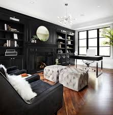black furniture decor. Home Decorating Trends \u2013 Homedit Black Furniture Decor