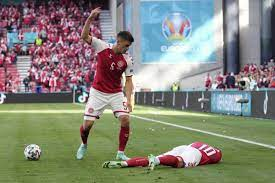 Denmark's Christian Eriksen given CPR ...