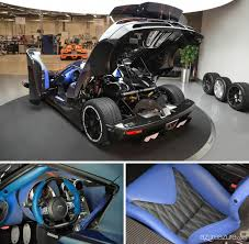 the agera r has two dihedral synchrohelix doors that open with minimal swing and offer a more ious entrance in 10 minutes a thule roof can be adjoined