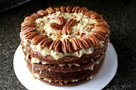 Decorated German Chocolate Cake Chocolate Bundt Cake Decorating Ideas Cake