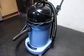 wv470 numatic blue wet dry vacuum cleaner mercial not henry george
