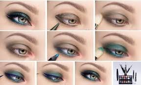 Пошаговая инструкция по базовому нанесению теней step by step basic eyeshadow tutorial