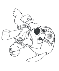 Paw Patrol Coloring Badges Coloring Pages