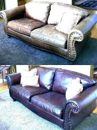 how to fix a rip in a leather couch fix leather sofa leather couch tear repair