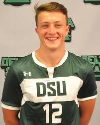 Lewis McClure - Men's Soccer - Delta State University Athletics
