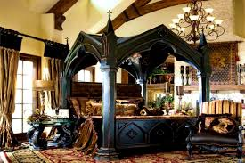 Goth Bedroom Furniture Victorian Gothic Interiors Metaldetectingandotherstuffidigus