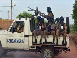 About 100 killed in Burkina Faso in deadliest attack since 2015 - Times of  India