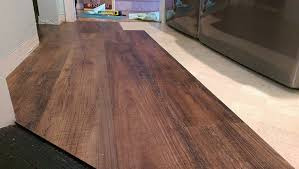 Transform Your Laundry Room Floor With Faux Wood Vinyl Flooring, Flooring, Laundry  Rooms Great Pictures