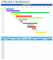 Agenda Book Template Excel Daily Planner Project Schedule School ...
