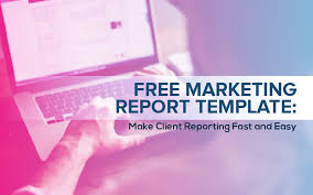 Weekly Marketing Report Template Free Marketing Report Template Make Client Reporting Fast