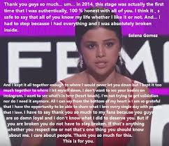 Speech Quotes Interesting Selena Gomez 48 American Music Awards Speech LYBIONET Discover