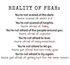 Fear Quotes Quotes About Fear SayingImages Awesome Famous Quotes About Fear