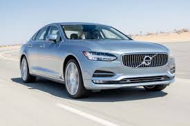 2017 Volvo S90 T6 AWD Inscription First Test Review