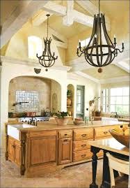 rustic kitchen island lighting rustic kitchen