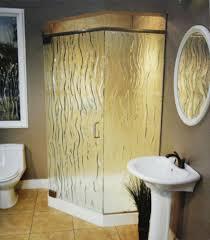 etched shower doors glass frameless