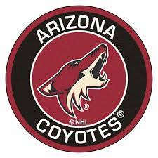 Between the arizona connection and the armstrong connection, it wouldn't be shocking to see van ryn turn the blues' defensive coaching position over to. Fanmats 18883 Arizona Coyotes 27 Dia Nylon Face Floor Mat With Coyotes Logo Camperid Com