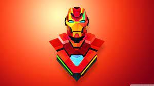 Iron Man Cartoon Wallpapers - Wallpaper ...