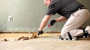rubber flooring installation mannington commercial
